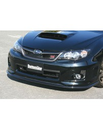 ChargeSpeed Bottom Lines Type 1 Front Lip FRP (Japanese FRP) Subaru WRX/ STi GV-B Sedan 11-14