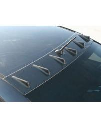 ChargeSpeed Roof Fin Carbon (Japanese CFRP) Subaru Impreza Sedan GJ 12-15