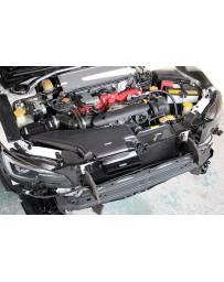 ChargeSpeed Carbon & FRP Direct Air Intake Kit (Japanese CFRP/ FRP) 4 Pieces Kit Subaru WRX VA-B STi EJ20/ EJ25 Engine 15-19