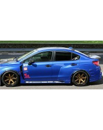 ChargeSpeed Type-2A Complete Wide Body Kit with Front FRP Under Part (Japanese FRP) Subaru WRX STi 15-19