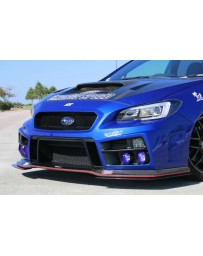 ChargeSpeed 2nd Fog Lights for Type-1 Front Bumper (Pair) use H11 Subaru WRX STi 15-19