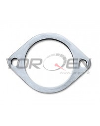 "350z Vibrant 2.5"" 2-bolt Stainless Steel Flange - Single Flange"