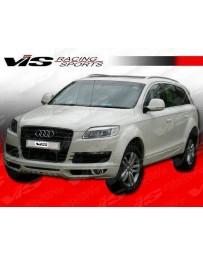 VIS Racing 2006-2009 Audi Q7 4Dr A Tech Front Lip Urethane