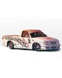 VIS Racing 1994-1998 Isuzu Hombre Standard Cab Custom Style 8Pc Complete Kit