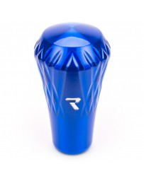 Raceseng Regalia Shift Knob 3/8in.-24 Adapter - Blue Translucent