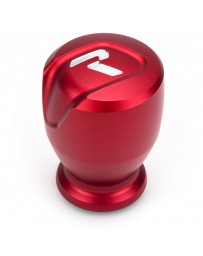 Raceseng Apex R Shift Knob 9/16in.-18 Adapter - Red