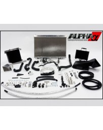 AMS Performance 12-14 Nissan GT-R R35 Alpha Cooling Package - Race System