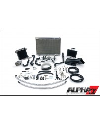 AMS Performance 2009+ Nissan GT-R R35 Alpha Cooling Kit Upgrade To Race (Any Year)