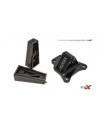 AMS Performance 2009+ Nissan GT-R R35 Alpha Race X Solid Motor Mounts