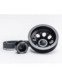 Agency Power Lightweight Pulley Kit Nissan GT-R R35 Nissan 370Z Infiniti G37 09-20
