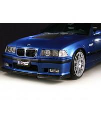 Varis Carbon Steel Front Spoiler BMW E36 M3 92-99