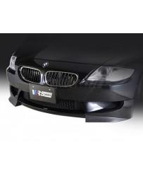 Varis Carbon Fiber Front Spoiler BMW E86 Z4 03-08