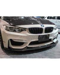 Varis Carbon Fiber Front Spoiler BMW F82 M4 15-20