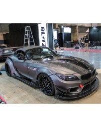 Varis GT Style Wide Body Kit BMW E89 Z4 09-15