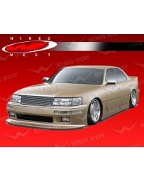 VIS Racing 1990-1994 Lexus Ls 400 4Dr Jpc Side Skirts