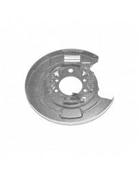 R33 Nissan OEM V-Spec Rear Brake Backing Plate, Right