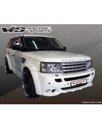 VIS Racing 2006-2009 Range Rover Sports Euro Tech Side Skirts