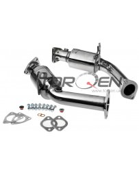 350z DE Tomei Expreme Hi-Flow Metal Catalytic Exhaust