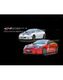 Varis Arising 2 Front Half Bumper Zenki Toyota Celica ZZT23 00-05