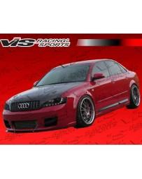 VIS Racing 2002-2005 Audi A4 4Dr Rs4 Front Bumper