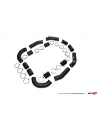 AMS Performance 2009+ Nissan GT-R R35 Alpha Upper I/C Pipe (Use w/Stock I/C / TiAL Flange)