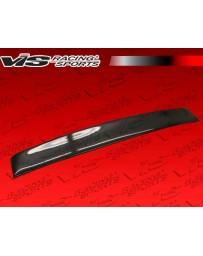 VIS Racing Carbon Fiber Spoiler Pro Line Style for Hyundai Genesis 2DR 10-16