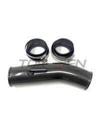 350z DE EVO-R Carbon Fiber Intake tube with all accessories