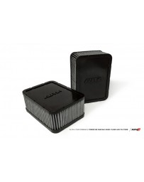 AMS Performance Porsche Macan 6 Cyl Alpha Drop In Air Filters (2 Filters)