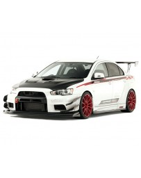 Varis FRP Wide Body Full Kit A Mitsubishi EVO X CZ4A 08-15