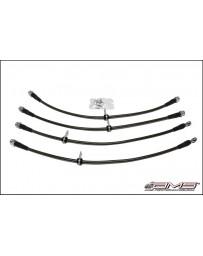 AMS Performance 04-07 Subaru STI Stainles Steel Brake Line Kit (4 Lines)