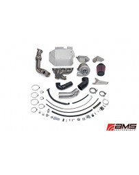 AMS Performance 08-15 Mitsubishi EVO X 750XP Turbo Kit with Recirculated Wastegate Provision