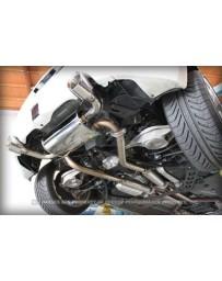 370z Greddy SP Elite Exhaust