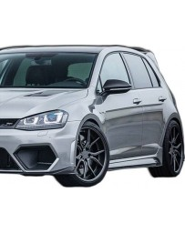 VIS Racing 2015-2017 Volkswagen Golf Apex Style Side Skirts