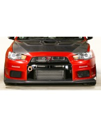 Varis Carbon Vented Hood Version 1 Mitsubishi EVO X CZ4A 08-15
