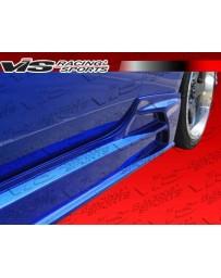 VIS Racing 2010-2013 Hyundai Genesis Coupe Jpc Side Skirts