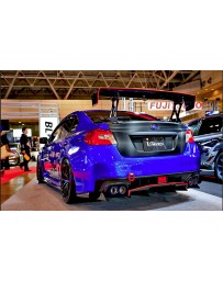 Varis Carbon Light Weight Trunk Hood Subaru BRZ ZC6 13-15