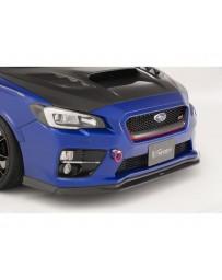 Varis Carbon Front Spoiler Subaru WRX VAB 15-16