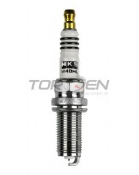 HKS M-Series Super Fire Spark Plugs - for stock normally aspirated engines - Set of 6