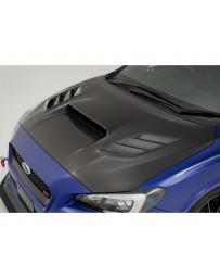 Varis FRP Cooling Hood Subaru STi VAB 15-16