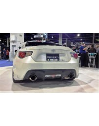 Toyota GT86 JP Vizage Rear Under Extensions