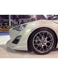 Toyota GT86 JP Vizage Front Under Spoiler