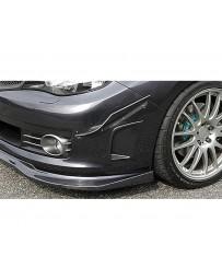 Varis Carbon Hyper Canard Set Subaru STi GRB 08-16