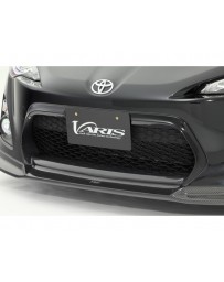 Varis Front FRP Grill Toyota GT-86 ZN6 13-15