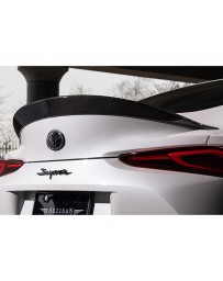 Artisan Spirits Black Label FRP Rear Trunk Spoiler Toyota Supra A90 2020+