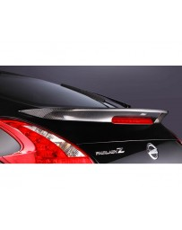 Varis Rear FRP Spoiler Nissan 370Z 09-18