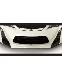 Varis FRP Arising 2 Front Lip Spoiler Toyota GT-86 ZN6 13-15