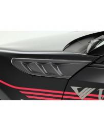 Varis Carbon Fender Garnish Subaru BRZ ZC6 13-15