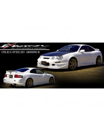 Varis Arising 2 Side Skirts Toyota Celica ST205 94-99