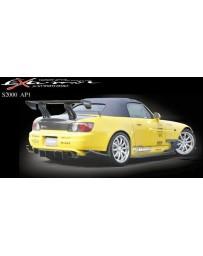 Varis Rear Carbon Diffuser Large Honda S2000 AP1 00-09