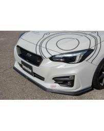Charge Speed FRP Bottom Line Front Lip (FRP) Subaru Impreza GJ/ GP 4/5 16-17